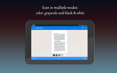 Fast Scanner Mod Apk: Free PDF Scan (Premium) 8