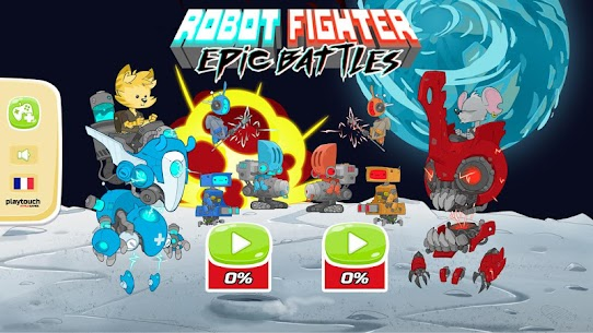 Robot Fighter : Epic Battles Hack Online [Android & iOS] 4
