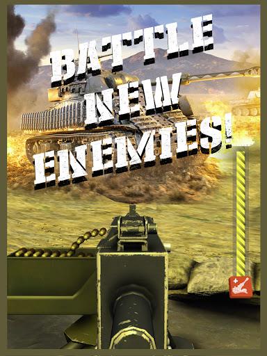 Mortar Clash 3D: Battle Games modavailable screenshots 11
