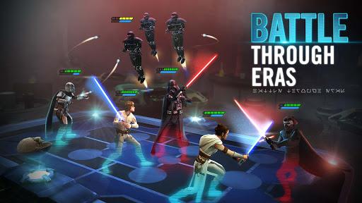 Star Warsu2122: Galaxy of Heroes  screenshots 1