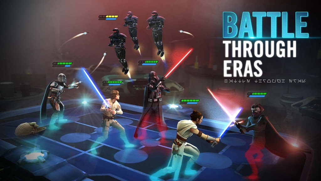 Star Wars™: Galaxy of Heroes poster 2