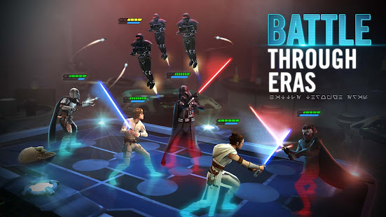 How to hack Star Wars™: Galaxy of Heroes for android free