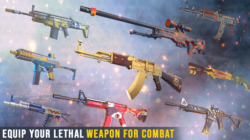 Immortal Squad Shooting Games: Free Gun Games 2020 21.5.3.3 screenshots 7