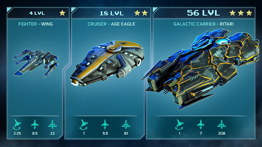 Space Arena: Spaceship games - 1v1 Build & Fight  screenshots 5