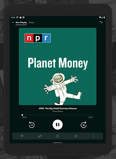 Pocket Casts - Podcast Player Screenshot