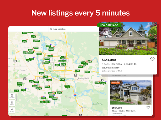 Redfin Real Estate: Search & Find Homes for Sale apktram screenshots 7