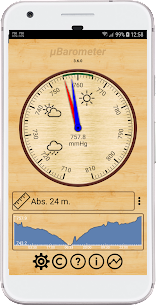 mu Barometer Pro APK 3