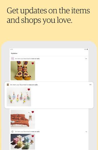 Etsy: Buy Custom, Handmade, and Unique Goods apktram screenshots 23