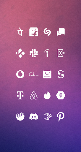 Whicons - White Icon Pack 21.2.0 Screenshots 2
