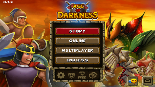 Age of Darkness: Epic Empires: Real-Time Strategy APK MOD – Pièces Illimitées (Astuce) screenshots hack proof 1