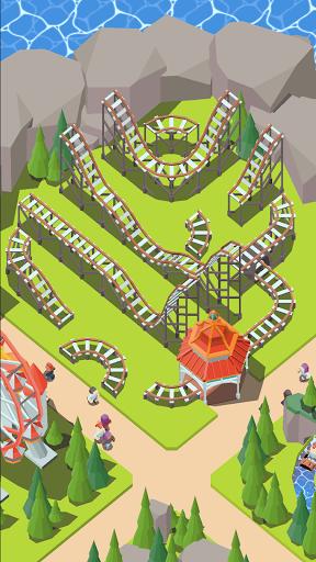 Coaster Builder: Roller Coaster 3D Puzzle Game 1.3.5 screenshots 2