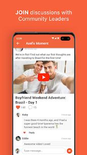 Hornet – Gay Social Network MOD APK (Premium) 4