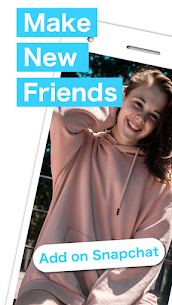 Friends for Snapchat with sfriends 👻 Hmu Apk Download 2021 3