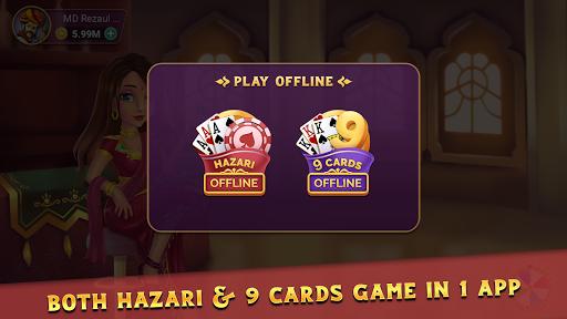 Hazari Gold with Nine Cards offline free download 3.50 screenshots 2