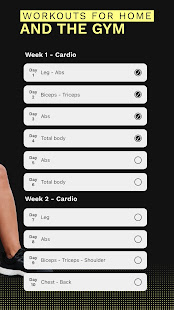 ORUX - Home workouts, nutrition plans and fitness