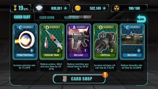 Zombie Hunter King Mod Apk 1.0.13 (Free Shopping) 4