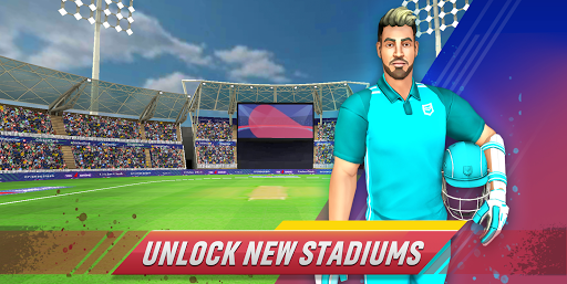 Cricket Clash Live - 3D Real Cricket Games  screenshots 7