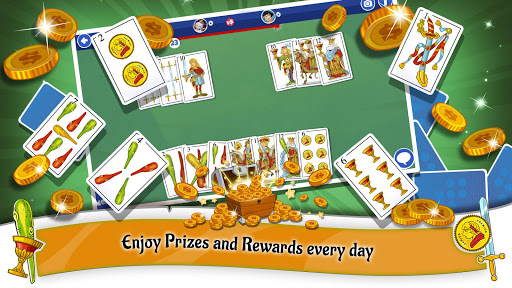Chinchon Loco : Mega House of Cards, Games Online! screenshots 3