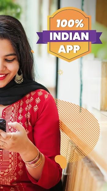 ShareChat - Made in India screenshot 1