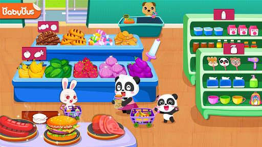 Baby Panda's Supermarket  screenshots 11