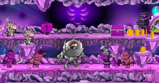 Super JO's World Adventure classic platformer game  screenshots 5