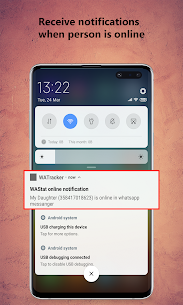 Download WaStat – WhatsApp tracker App For Android 3