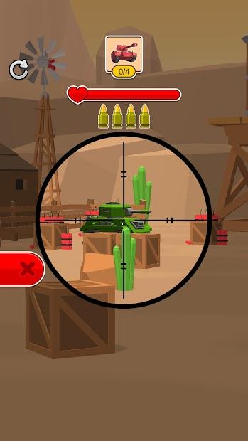 Tank Ambush screenshot 4