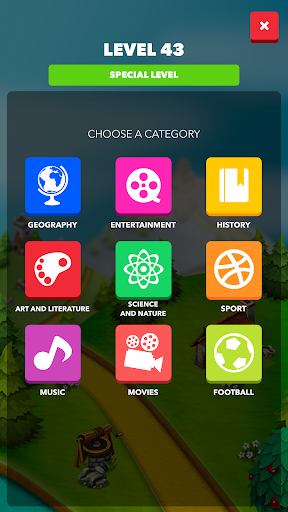 Trivial World Quiz Pursuit 1.6.4 Screenshots 4