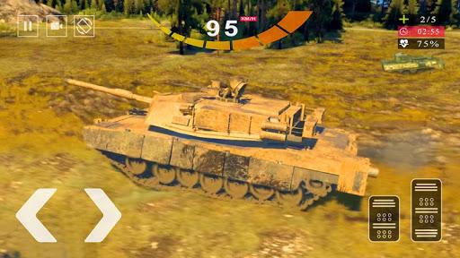 Army Tank Simulator 2020 - Offroad Tank Game 2020  screenshots 8