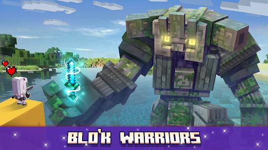 Blo'k Warriors MOD APK 0.6.5 (Unlimited Money) 7