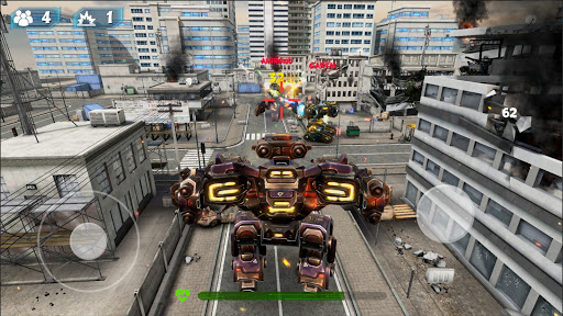 Destructive Robots - FPS (First Person) Robot Wars 9 screenshots 2