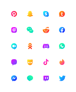 CHIC – Icon Pack (MOD, Paid) v0.9 3