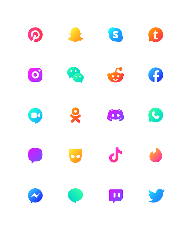 CHIC - Icon Pack  poster 2