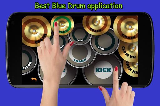 Blue Drum - Piano screenshots 3