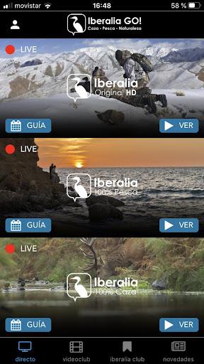 Iberalia GO! Apk 2.1.0 screenshots 2
