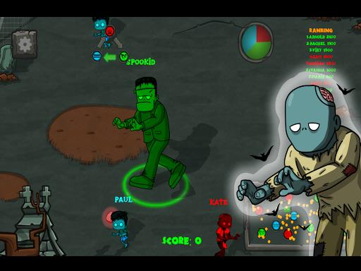 Zombeat.io - io games zombie Apkfinish screenshots 12