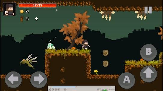 Rune Sword: Action Platformer Mod Apk 1.4.35 (Lots of Gold Coins) 3