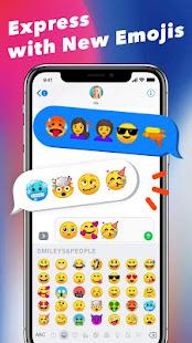 Emoji Phone X 1.0 APK screenshots 2