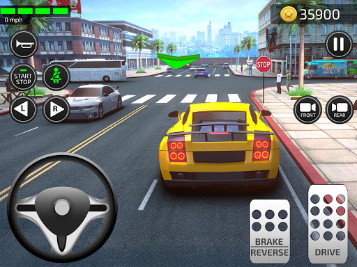 Driving Academy: Car Games & Driver Simulator 2021 3.0 Screenshots 22