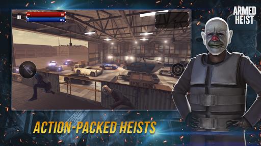 Armed Heist: TPS 3D Sniper shooting gun games goodtube screenshots 7