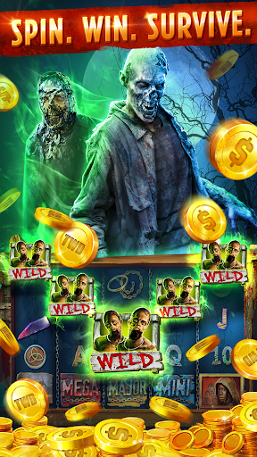 The Walking Dead: Free Casino Slots 218 screenshots 3