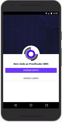 precificador ibrs screenshot 3