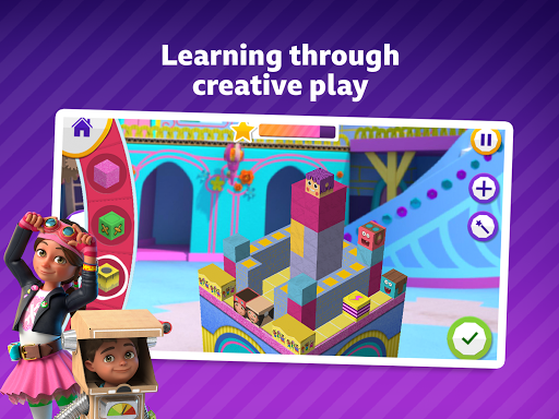 BBC CBeebies Get Creative - Build, paint and play! 1.18.1 screenshots 19