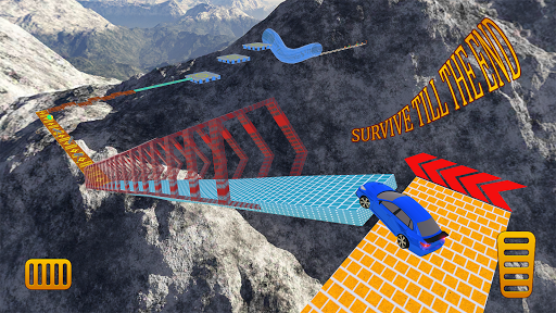 Car Stunt Challenging Game: Mega Ramps 6 screenshots 1