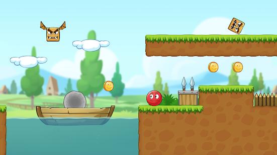 Bounce Ball Adventure 1.0.14 screenshots 4