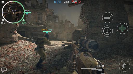 World War Heroes Test  screenshots 1