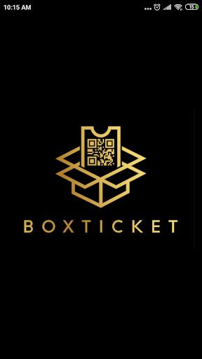boxticket screenshot 1