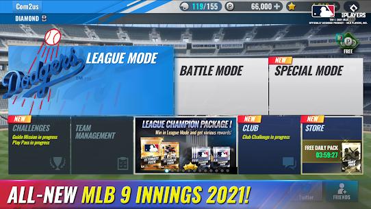 MLB 9 Innings 21 7