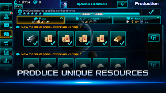 Idle Space Business Tycoon 2.0.26 5