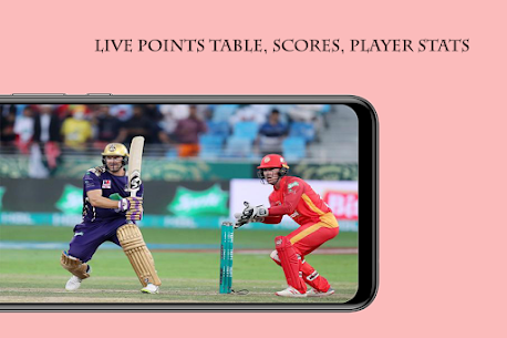 Live PSL 2021 : live cricket guide For Android 2